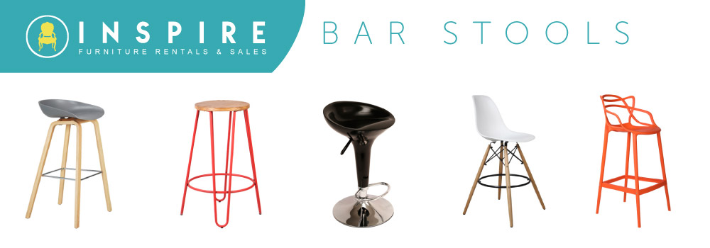306 bar stools inspire furniture rentals wynberg sandton south africa